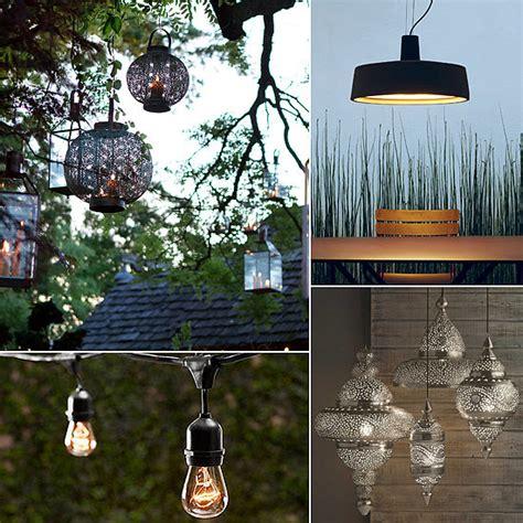 Best Outdoor Lighting by Best Outdoor Lighting Popsugar Home