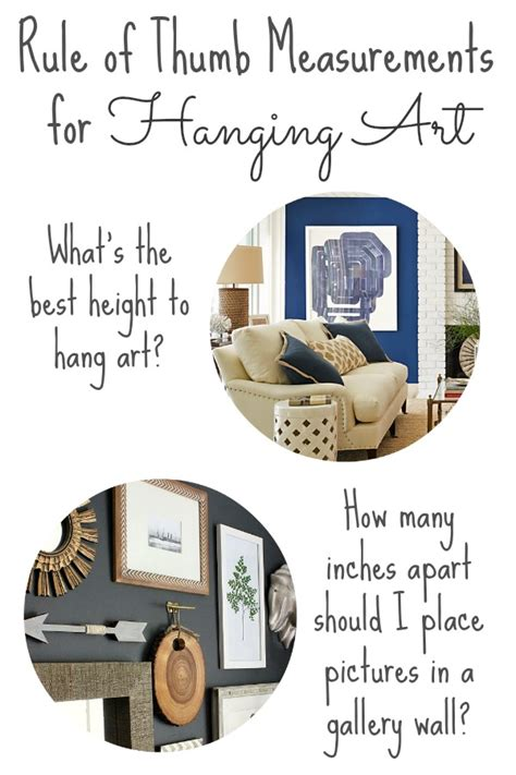 decorating rules how to hang your pictures the proper how to hang artwork must have tips driven by decor