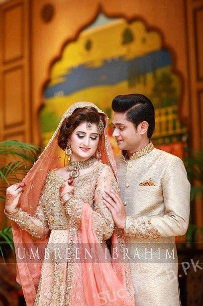 Pakistani Wedding Couple Photoshoot   Engagement/nikkah