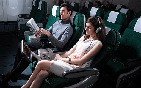 Review Etihad Airways Business cathay pacific premium economy 12 advantages and