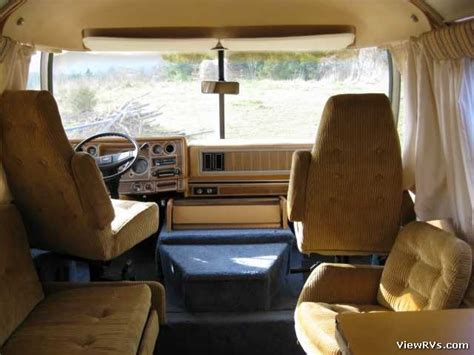 Argosy Interior by Fred S Airstream Archives Viewrvs 1977 Airstream