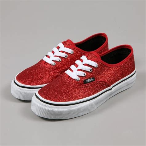 vans house shoes vans shoes for girls red glittery home vans shoes vans kids authentic trainers