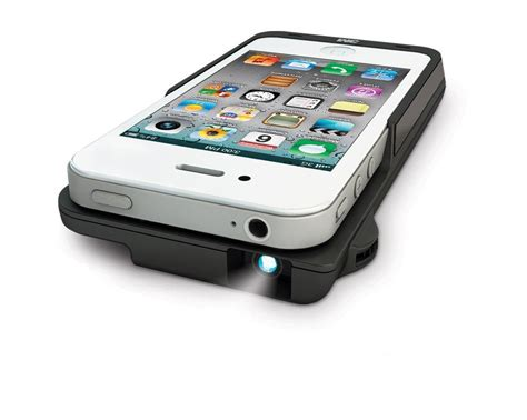 iphone projector 3m projector sleeve for iphone 4 4s from things i want