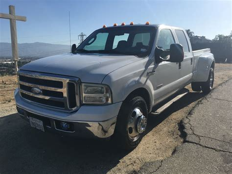Ford F350 Diesel by 2005 Ford F 350 Xlt Diesel For Sale