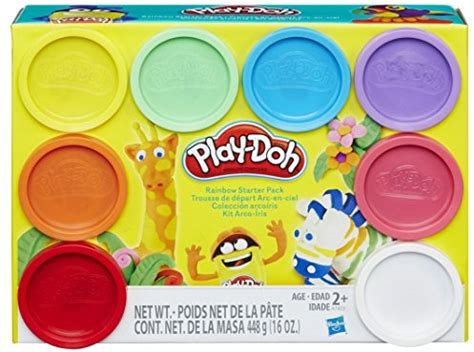 7 Reasons I Still Play Doh by Expired Play Doh Rainbow Starter Pack 16oz Best Price