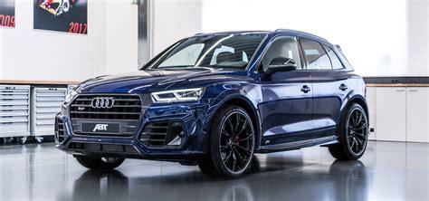 Q5s Audi by Audi Sq5 Abt Sportsline