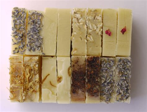 By Nature Handmade Soaps - mini handmade guest soaps by second nature soaps