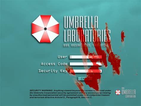 wallpapers games wallpaper resident evil umbrella