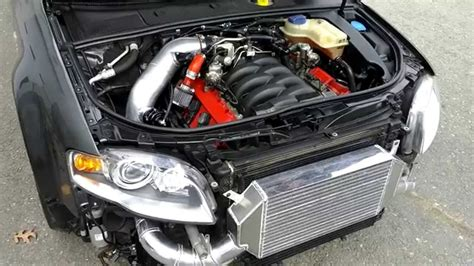 Audi Rs4 Twin Turbo by Rs4 Twin Turbo Youtube