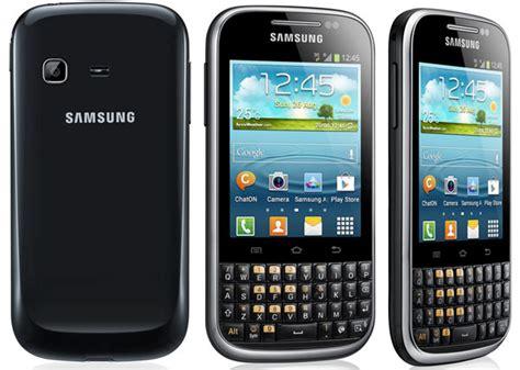 Harga Samsung Keypad samsung galaxy chat harga 1 2 juta tawarkan keypad qwerty