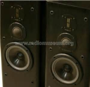 Infinity Systems Rs5001 Speaker P Infinity Systems Inc Canoga Park Ca Buil