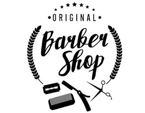 decorar barberias  vinilos adhesivos original barber