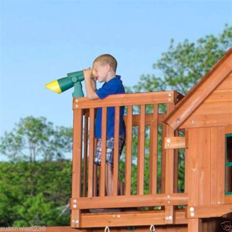skyfort 11 cedar swing set skyfort ii cedar swing set outdoor play and 50 similar items