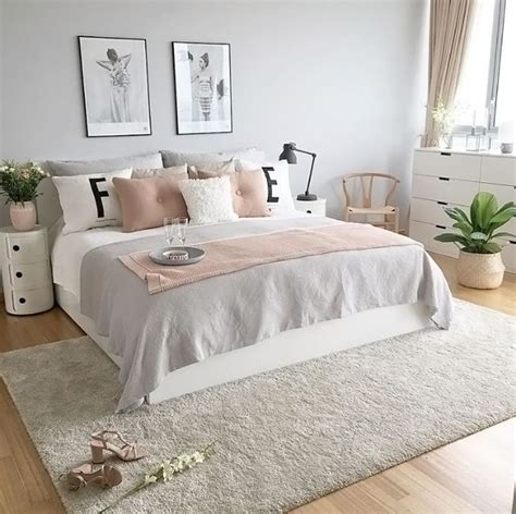 rose bedroom grey and rose gold bedroom astonishing best 25 ideas on