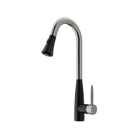 black faucet with stainless steel sink black stainless steel kitchen faucet home ideas
