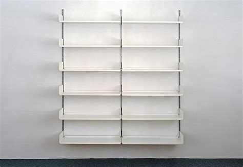 Wall Mount Shelf System the most practical shelving system from 1960