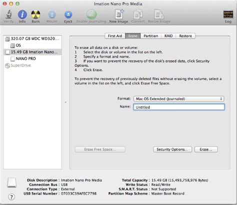format factory osx how to create a usb installer for mac os x 10 11 el