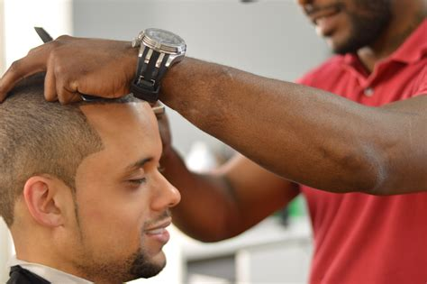 barber s jarrett royal razor barbershop baltimore