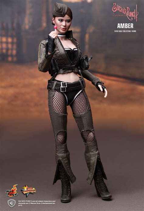 Suckerpunch Hottoys Ofc Never Display toys sucker punch 1 6th scale collectible figure