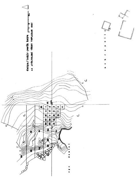 Rapport préliminaire de la prospection archéologique d'un
