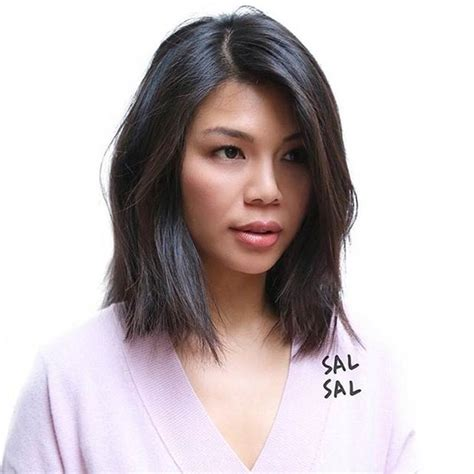 photos to copy for ideas haircuts for long thin hair to make it look thicker 27 pretty lob haircut ideas you should copy in 2017 page