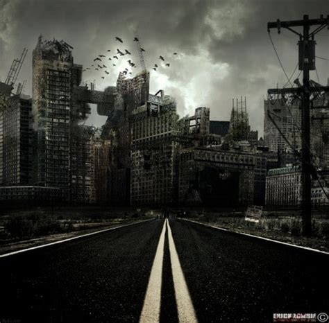 best lights show 2011 the end is awesome 15 awesome post apocalyptic digital artworks to spark your
