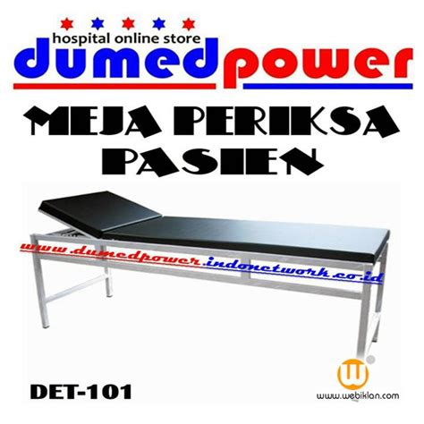 Meja Ginekologi Bed Obgyn Stainless hospital bed