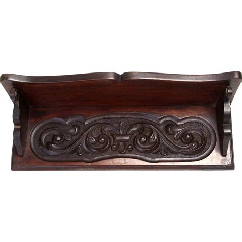 Carved Wall Shelf carved wooden wall shelf from doriswarehouse on ruby
