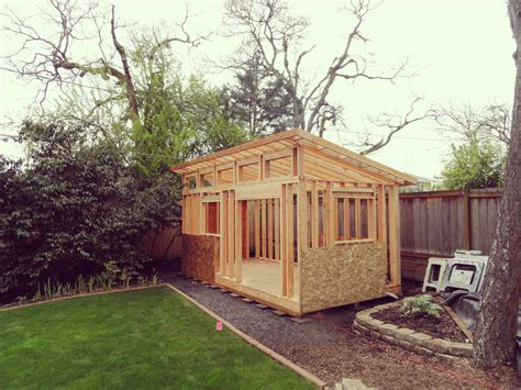 Small Home Builders Eugene Oregon How To Build A Small Shed House Woodworking Expert Projects