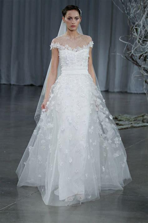 monique lhuillier fall 2013 monique lhuillier wedding dresses fall 2013 junebug
