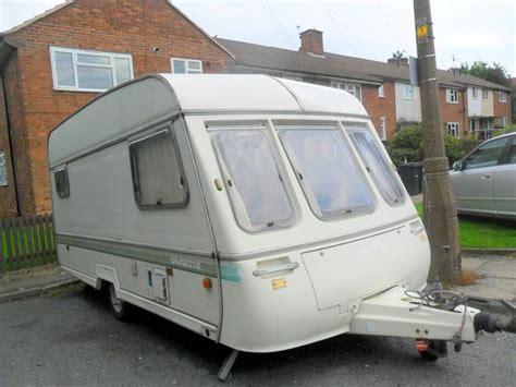 caravan end bedroom caravan 1995 swift danette 5 berth caravan end bedroom oldbury sandwell