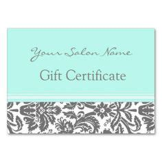 gift certificate design your own 1000 images about gift certificate design on pinterest