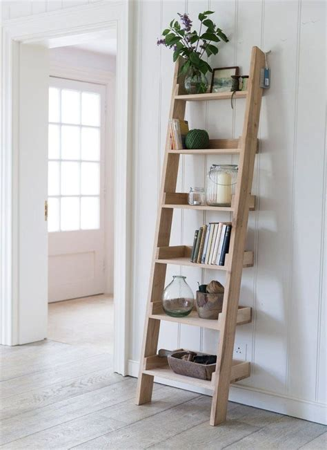 Ladder Shelfs by 25 Best Ideas About Ladder Shelves On Leaning