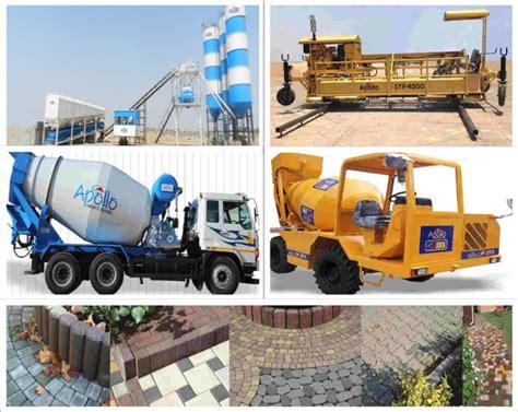 concrete construction equipments concrete mixing plant for concrete construction