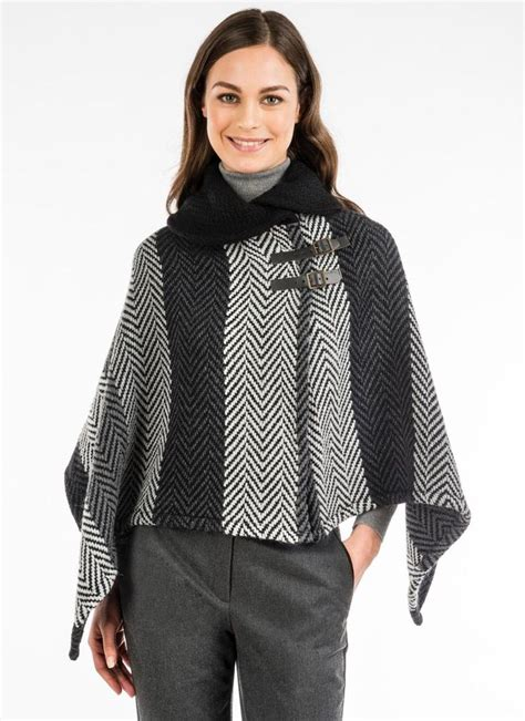 Pashmina Monochrom 2 the 120 best images about capes and shawls on herringbone shops and wool