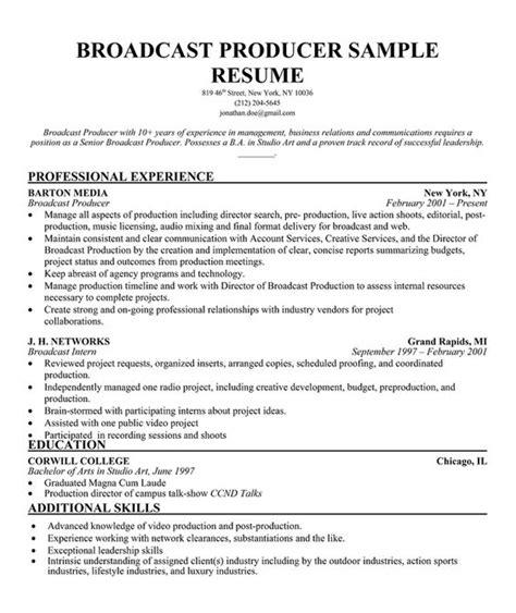Sle Additional Skills For Resume sle resume for journalist position resume ixiplay