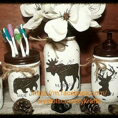 moose themed bathroom deer bear moose bathroom cabin lodge theme white and