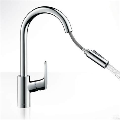 Robinet Cuisine Hansgrohe by Hansgrohe Focus Mitigeur Cuisine Chrom 2jets Avec