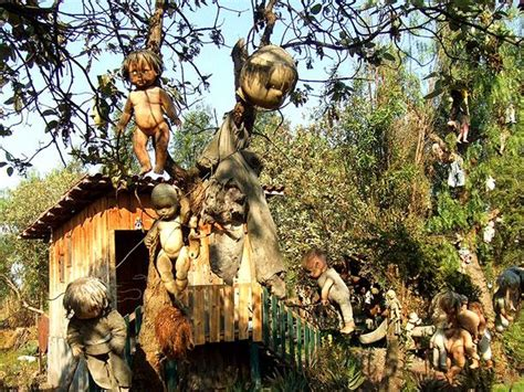 the haunted doll island mexico s haunted island of the dolls is actually