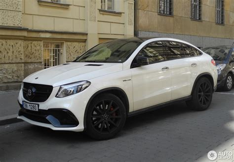 Mercedes Gle 63 Amg by Mercedes Amg Gle 63 S Coup 233 29 March 2017 Autogespot