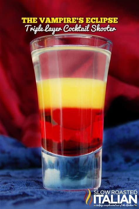 top 20 bar drinks the best halloween cocktail recipe the vire s eclipse
