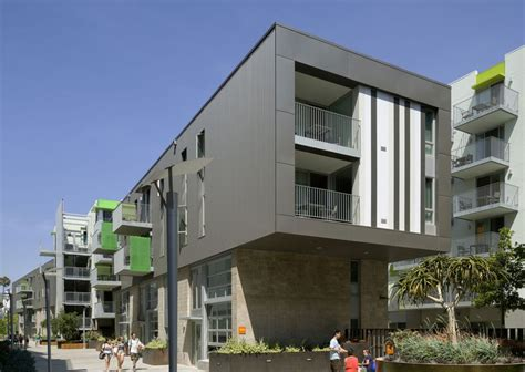 santa monica appartments a look at santa monica s new affordable belmar apartments curbed la