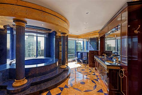 nyc gold inside trump tower web flickr photo sharing a top floor apartment at trump international awash in