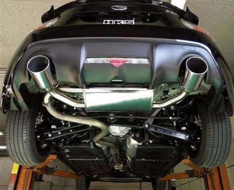 exhaust for scion frs image 1