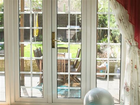 Patio Doors Ta Hinged Patio Doors Hgtv