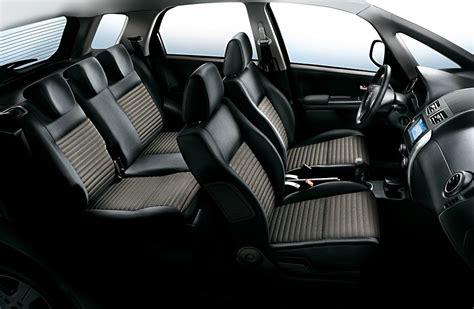 Fiat Sedici Interior by Car Sight Fiat Sedici