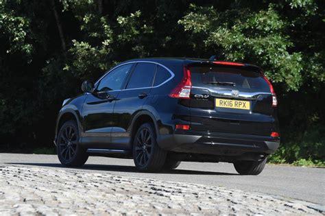 Honda Crv Black by Honda Cr V Black Edition 2016 Review Pictures Auto Express