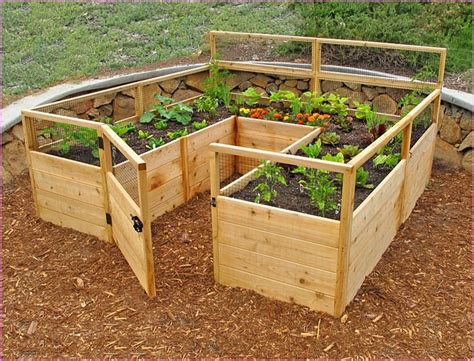 Pictures Of Above Ground Vegetable Gardens Google Search Building Raised Vegetable Garden