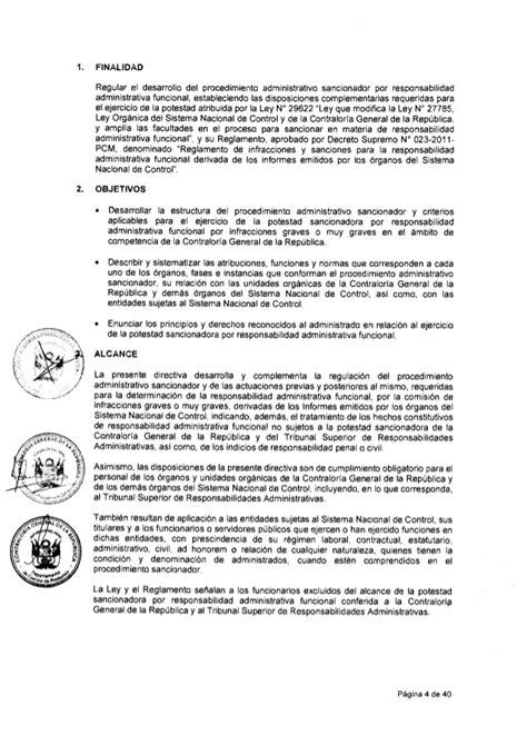 ley del procedimiento administrativo general decreto ley del procedimiento administrativo general decreto