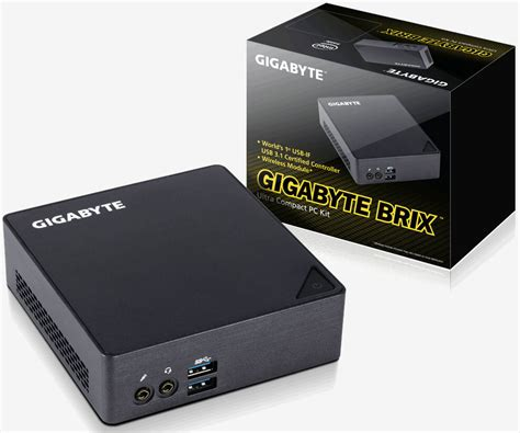 thunderbolt on pc gigabyte expands brix mini pc lineup with four new